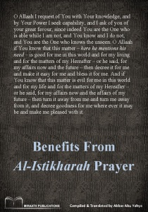Benefits From al-Istikharah Prayer